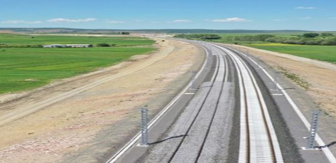 Cumhuriyet Tarihinin En Büyük Demiryolu Projesi