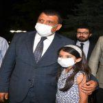 Başkan Gürkan, yenilenen Sümerpark'ta vatandaşlarla hasbihal etti