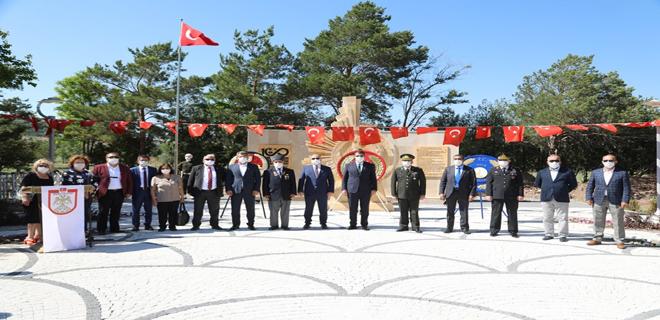 Atatürk'ün Sivas'a Gelişinin 101. Yıl Dönümü Kutlandı