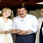 BAŞKAN GÜRKAN, TV PROGRAMINDA  ARSLANTEPE'Yİ TANITTI