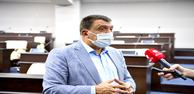 Büyükşehir Belediye Meclisi Çarşamba günü yenilenen salonda toplanıyor
