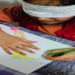 Bilgi Evi öğrencileri engellileri unutmadı