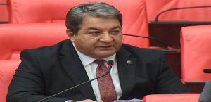 MHP Malatya Milletvekili Fendoğlu konuşmasında