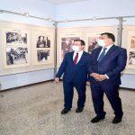 İnönü Üniversitesi Rektörü Ahmet Kızılay'ı ziyaret eden Başkan Gürkan