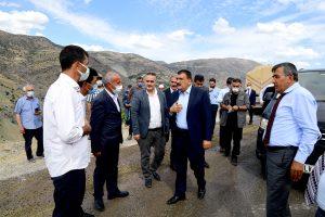 Başkan Gürkan, Karaağaç ve Gülenköy Mahallelerini ziyaret etti