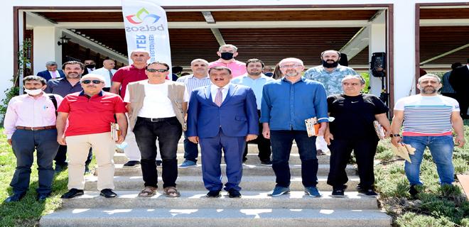 Kayısı Festivali 16-17 Temmuz Tarihleri Arasında Kutlanacak