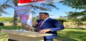 """Milletvekili Tüfenkci : """"Birinci önceliğimiz kayısı"""""""