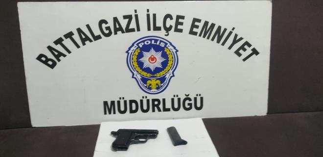 Battalgazi Suç Önleme ve Soruşturma Büro Amirliği görevlilerince yapılan çalışmalarda;