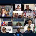 Rektör Karabulut Türkiye Kamboçya İş Forumu'na Katıld