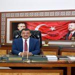 Mevlid Kandili nedeniyle bir mesaj yayımlayan Başkan Gürkan,